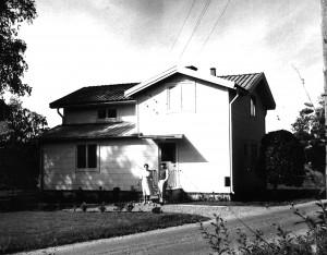 E Forséns hus